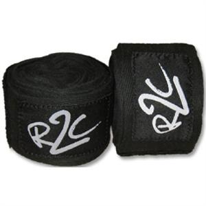 R2C Black Cotton Handwraps